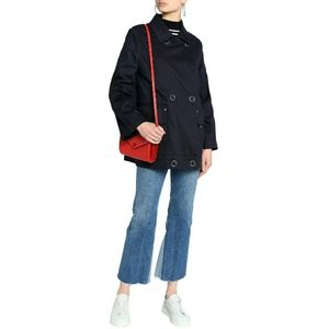 NWOT Sandro Paris Double Breasted Cotton Jacket